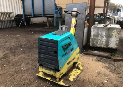 Plate Compactor Hire