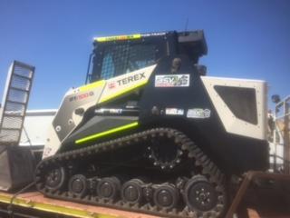 Extra Large Terex PT100