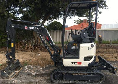 1.5 ton Excavator