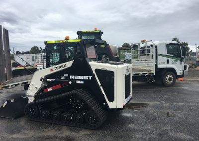 R265T Compact Track Loader