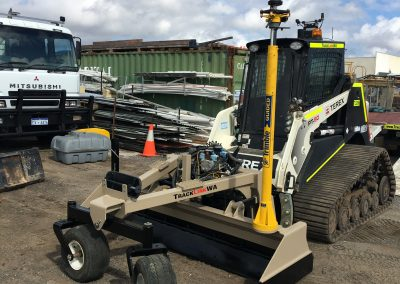 Large Terex PT80/ASV VT70 with 3D Auto TPS Grading System (2.2m wide) accuracy 5 to 10 ml