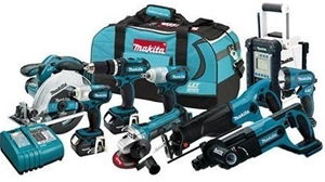 Makita Combo Hand Tool Kit Hire
