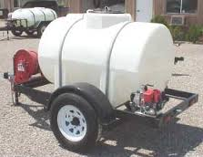 Water Trailer Hire
