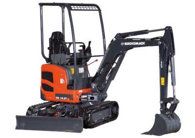5.0 Ton Eurocomach Excavator Hire