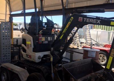 1.5 Ton Excavator Hire
