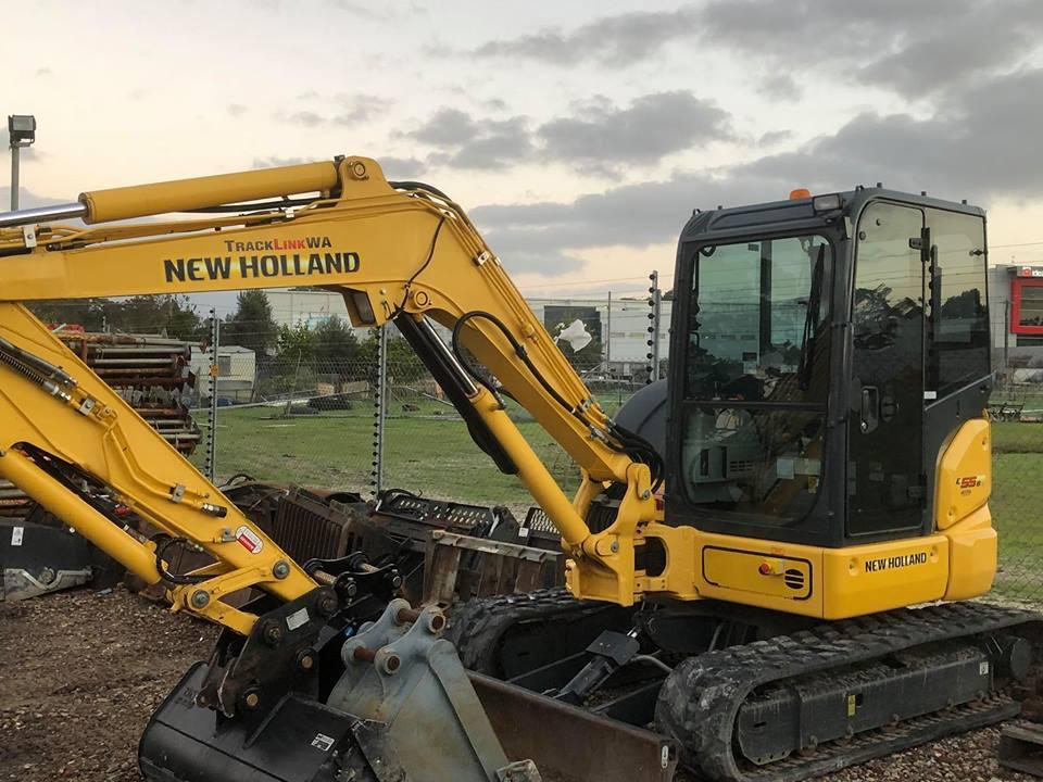 5 Ton New Holland